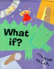 Cover of: What If? (A Tom Maschler Book)