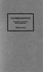 Cover of: Globalization