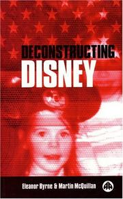 Cover of: Deconstructing Disney