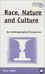 Cover of: Race, nature and culture