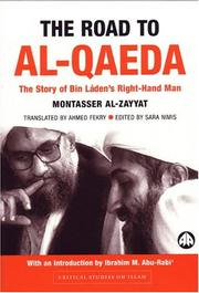 Cover of: The Road To Al-Qaeda | Latifa al-Zayyat