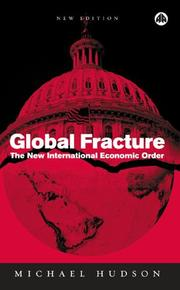 Cover of: Global Fracture | Michael Hudson