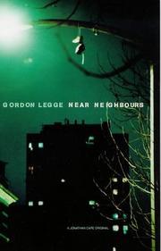 Cover of: Near neighbours