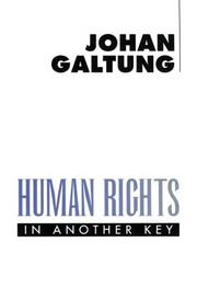 Cover of: Human rights in another key