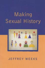 Cover of: Making sexual history
