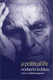 Cover of: A political life
