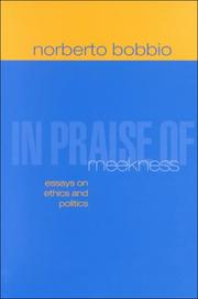 Cover of: In Praise of Meekness