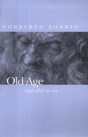 Cover of: Old Age and Other Essays