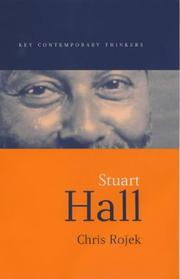 Cover of: Stuart Hall