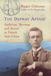 Cover of: The Deprat Affair