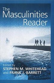 Cover of: The Masculinities Reader