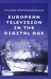 Cover of: European television in the digital age