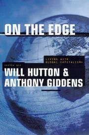 Cover of: On the edge |