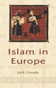 Cover of: Islam in Europe