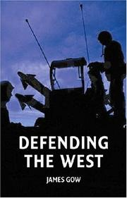 Cover of: Defending the West