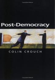 Cover of: Post-Democracy (Themes for the 21st Century)