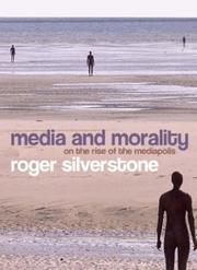 Cover of: Media and Morality