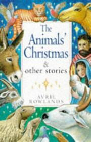 Cover of: The Animals' Christmas