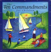 Cover of: The Ten commandments for children