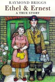 Cover of: ETHEL AND ERNEST