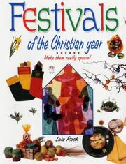 Cover of: Festivals of the Christian year: Teacher's Guide