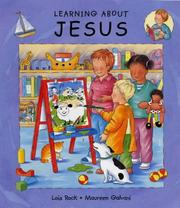 Cover of: Learning About Jesus (Learning About...)