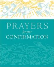 Cover of: Prayers for Your Confirmation