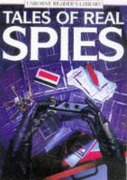 Cover of: Tales of Real Spies (Real Tales Series)