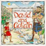Cover of: David and Goliath (Bible Tales Series) | Heather Amery