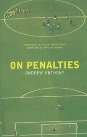 Cover of: ON PENALTIES