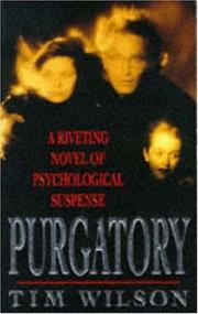 Cover of: Purgatory | Tim Wilson