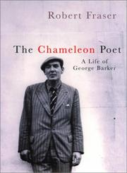 Cover of: The chameleon poet