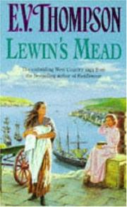 Cover of: Lewins Mead by E. V. Thompson, Thompson