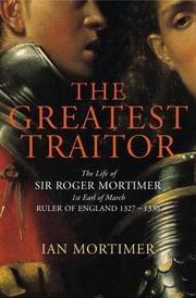Cover of: THE GREATEST TRAITOR