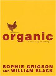 Cover of: Organic | Sophie Grigson