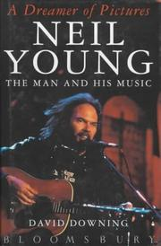 Cover of: Neil Young | David Downing