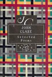 Cover of: John Clare (Bloomsbury Poetry Classics)