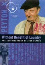Cover of: Without benefit of laundry