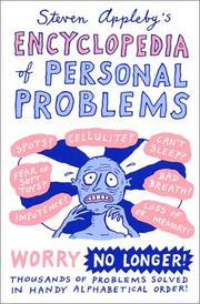 Cover of: Dictionary of Personal Problems