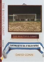 Cover of: Beautiful Game?