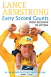 Cover of: Every Second Counts; from Recovery to Victory