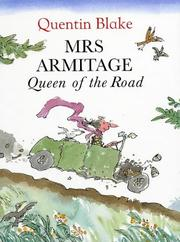Cover of: Mrs Armitage Queen of the Road