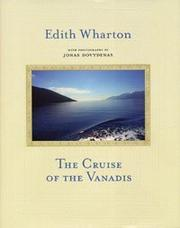 Cover of: The cruise of the Vanadis