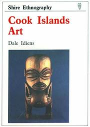 Cover of: Cook Islands art