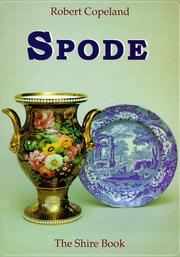 Cover of: Spode