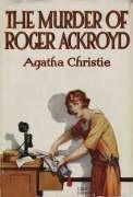 Cover of: The Murder of Roger Ackroyd by Agatha Christie