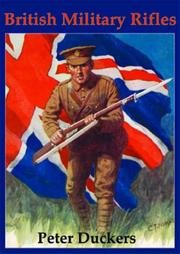 Cover of: British Military Rifles
