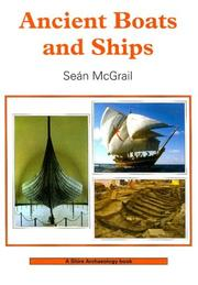Cover of: Ancient Boats And Ships (Shire Archaeology S.)