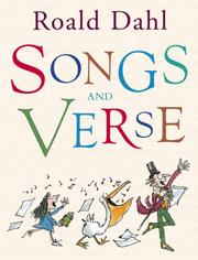Cover of: SONGS AND VERSE