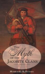 Cover of: The myth of the Jacobite clans